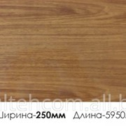 Вагонка 7мм 12-1 - дуб темный фото