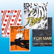 Пакеты с логотипом, пакеты с нанесением логотипа фото