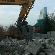 Демонтаж,слом - зданий,сооружений фото