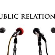 Услуги представителя по связям с общественностью фото