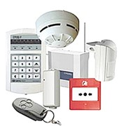 Монтаж систем безопастности фото