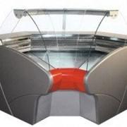 Холодильная витрина вхсу-2 carboma внутренний фото