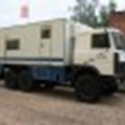 Мобильные геофизические каротажные лаборатории ЛКГ-4 фото