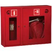 Металлические шкафы пожарные фото