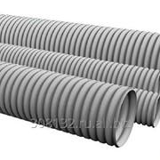 Шланг гофрированный с кондуктором 32мм (50/25м) фото