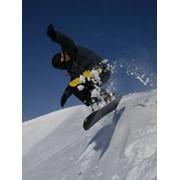 Сноуборд фото