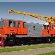 Мотовоз погрузочно-транспортный МПТ-6 исполнение 2 (МПТ-6Ш) фото