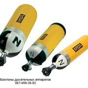 Баллон дыхательного аппарата со сжатым воздух 300 бар фото