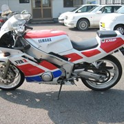 Мотоцикл YAMAHA FZR400-3 фото