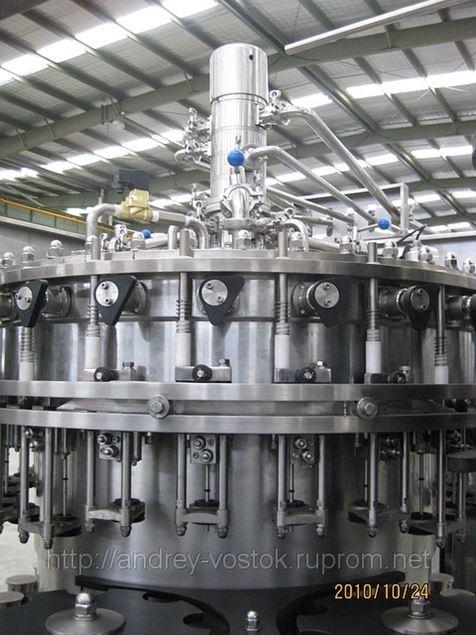 Оборудование для розлива молока и молочных продуктов