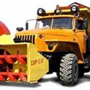 Всесезонная комбинированная дорожная машина МКД-54852 фото