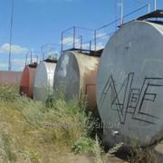 Резервуар горизонтальный стальной (РГС-25м3) фото