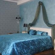 Покрывала, подушки из бархата и велюра. Подбор цвета, материала, дизайн, пошив. фото