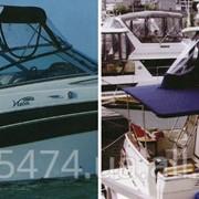 Изготовление транспортировочных тентов, чехлов для яхт и катеров фото