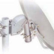 Установка и настройка спутниковых антенн с мотоподвесом фото