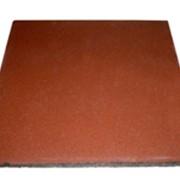 Квадратная однотонная плитка PlayMix, Без рисунка фото