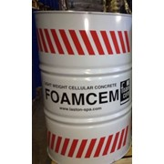 Foamcem - пенообразователь для пенобетона фото