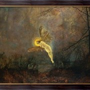 Картина В летнюю ночь , Гримшоу, Джон Аткинсон фото