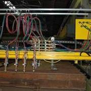 Газовая и плазменная резка листового проката на полосы длиной до 12 м. фото