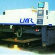 Установка лазерной резки с ЧПУ фото