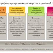 Программные продукты и решения НР фото