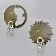 Ключница Солнце и Луна набор из 2-х пр. фото