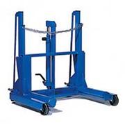 Гидравлическая тележка для снятия и транспортировки колес WT500 фото