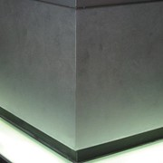 Декоративная металлизированная отделка Imperium Oikos фото