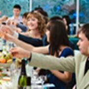 Организация корпоративных вечеринок и других мероприятий фотография