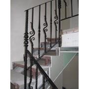Лестницы маршевые и винтовые, с промежуточными площадками и без них фото