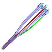 Муфта для 5-и жильного кабеля 5ПКВНтп-35/50-бн фото