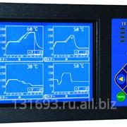 Измеритель-архиватор температуры Термодат-19К5 - 4 универсальных входа, 4 дискретных входа, 4 транзисторных выхода, 5 релелейно-симисторных выходов, интерфейс RS485, архивная память, USB-разъем фото