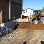 Засыпка оврагов (песком, грунтом, строительным мусором и пр.