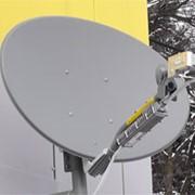 Комплект двухсторонний спутниковый интернет фото