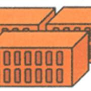 Камень керамический полнотелый ГОСТ 530-95 фото