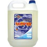 Щелочное малопенное моющее средство «Тайфун», конц фото
