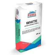 Клей для плитки White 5317 зима Perel 25 кг фото