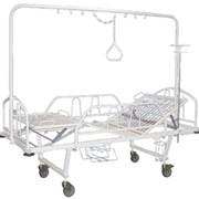 Кровать медицинская четырехсекционная MMM-104 фото
