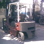 Аренда дизельного погрузчика TCM FD20Z2 фото