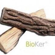 Обожженное полено BioKer 1шт.