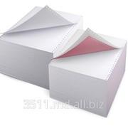 70523 Бумага для принтеров с перфорацией, 4 слоя, цветная 15/210/15 450л Forpus 40606 фото