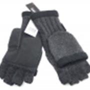 Перчатки-варежки фото