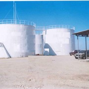 Резервуары от 5 - 750 м3 фото