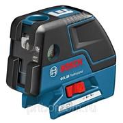 Уровень лазерный Bosch GCL 25 Professional фото