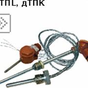 Термоэлектрические преобразователи типа ДТПL(ХК) и ДТПK(ХА)