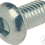 Винт 3х4 мм ISO 7380 кп 10.9. оцинкованный