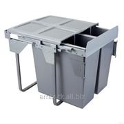 Контейнер для отходов, модуль 60см, 68л. - CLG-609M-2 фото