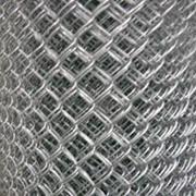 Сетка заборная металлическая фото