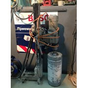 Мотор б/у для алмазного бурения Dr. Bender 33 + Штатив б/у XXL фото