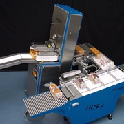 Линии автоматические для порезки металлических труб и другого профиля фото